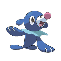 728: Popplio / アシマリ - Pocketmonsters Net
