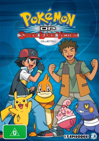 Pokemon season 13 episode 33 sinnoh league victors - Glee