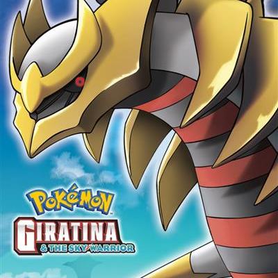 Pokemon Giratina And The Sky Warrior Pocketmonsters Net