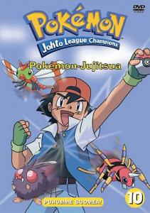 Pokémon Johto League Champions 10: Pokemon-Jujitsua ...