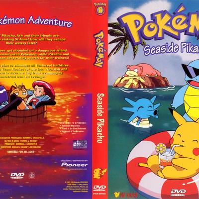 pok233mon vol 06 seaside pikachu pocketmonstersnet