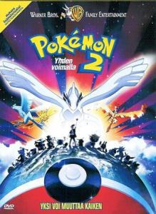 Pokémon 2: Yhden Voimalla