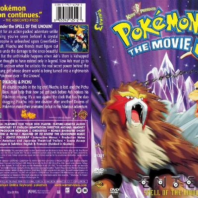 Pokemon 3 The Movie Pocketmonsters Net