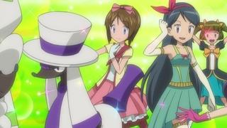 pokemon showcase beauty pageant