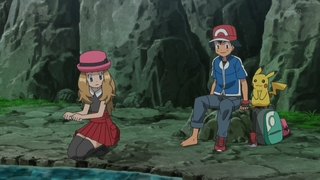 amourshipping alone at last