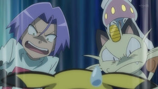 team rocket is angry