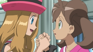 serena and shauna rivals