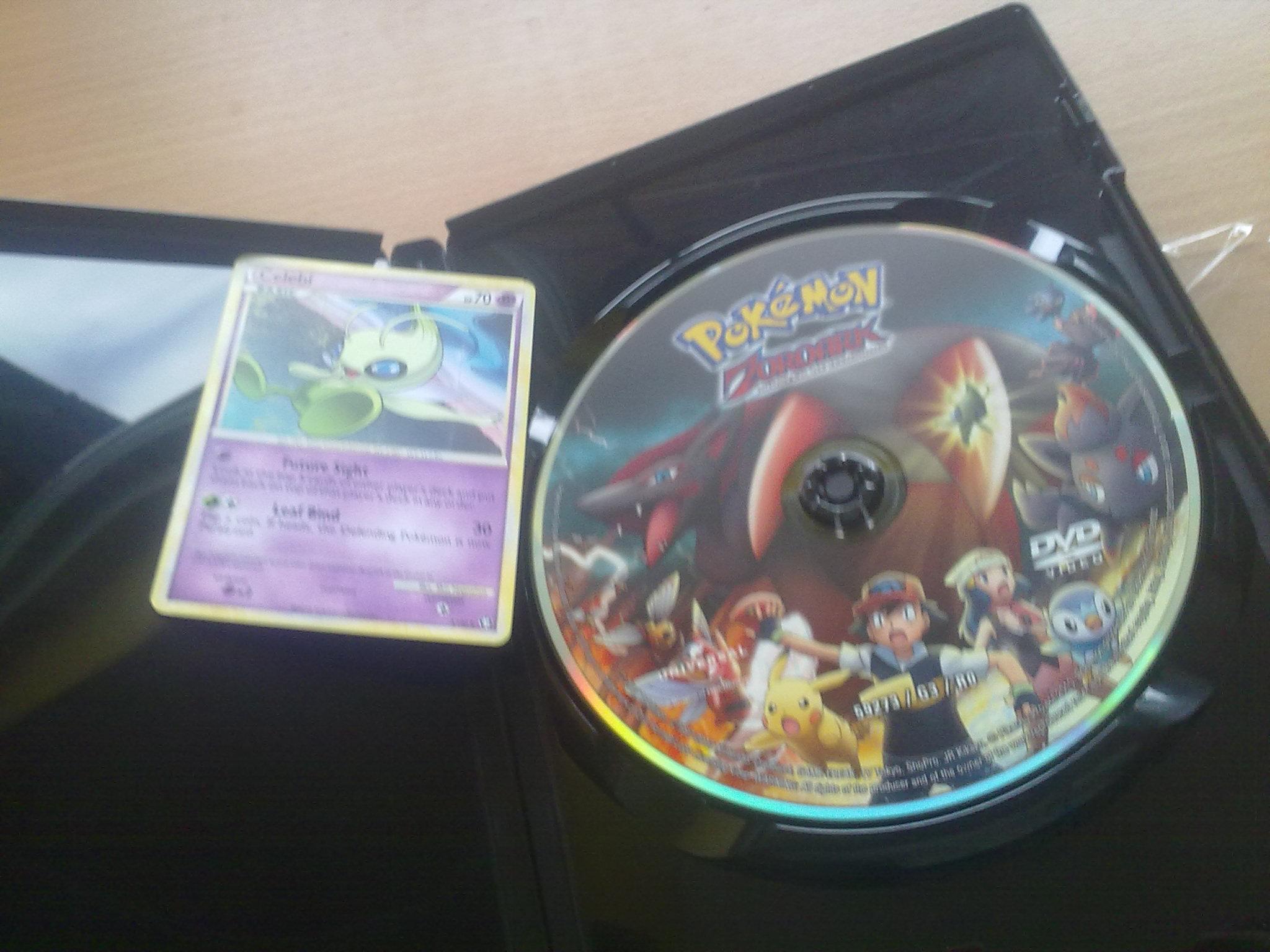 Legendary Pokemon Zoroark