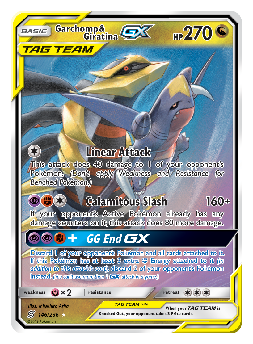 Pokémon Trading Card Game: Sun & Moon—Unified Minds