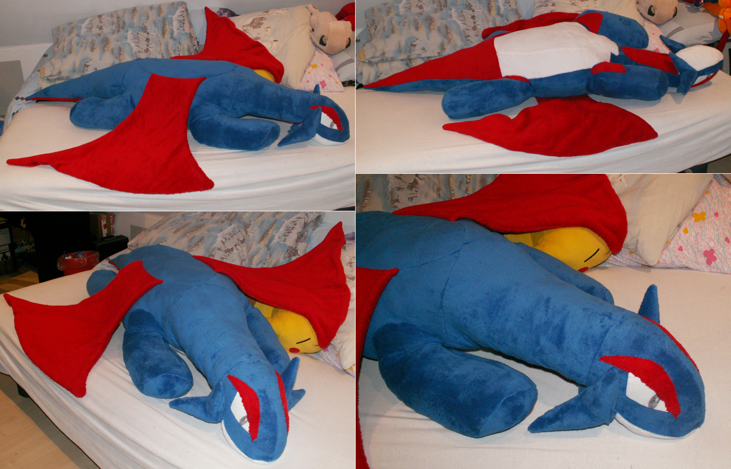 Salamence Plush Pocketmonsters Net