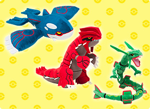 Pok 233 Mon Center Oras Hoenn Starters Legendaries