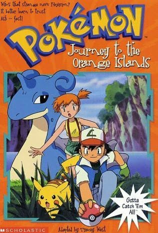Pokemon Adventure In Orange Island In Hindi