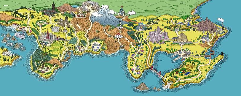 Map of Johto and Kanto - Pocketmonsters.Net Kanto Map on tokyo map, chubu map, kanagawa map, unova map, heartgold map, jhoto map, tohoku map, sinnoh map, london map, kyushu map, pokemon yellow map, hokkaido map, all pokemon regions world map, kyoto map, hoenn map, nara map, sevii islands map, nagasaki prefecture map, pokemon x and y map, development map,
