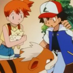 Viewing Character Pictures for Mistys Togepi