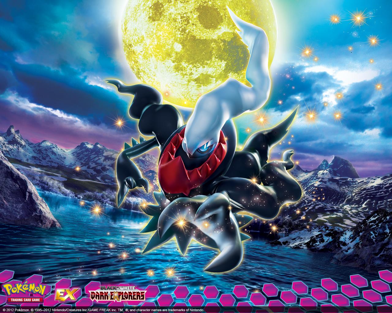 pokemon black how to catch darkrai