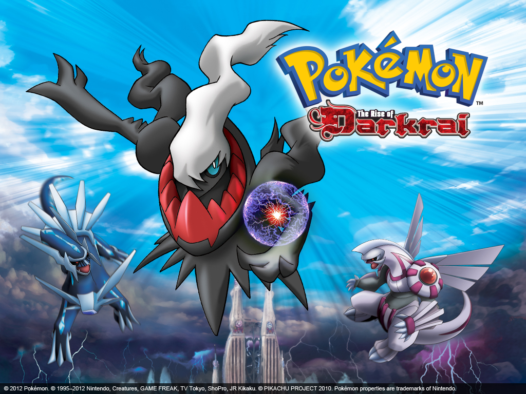 pokemon the rise of darkrai full movie download