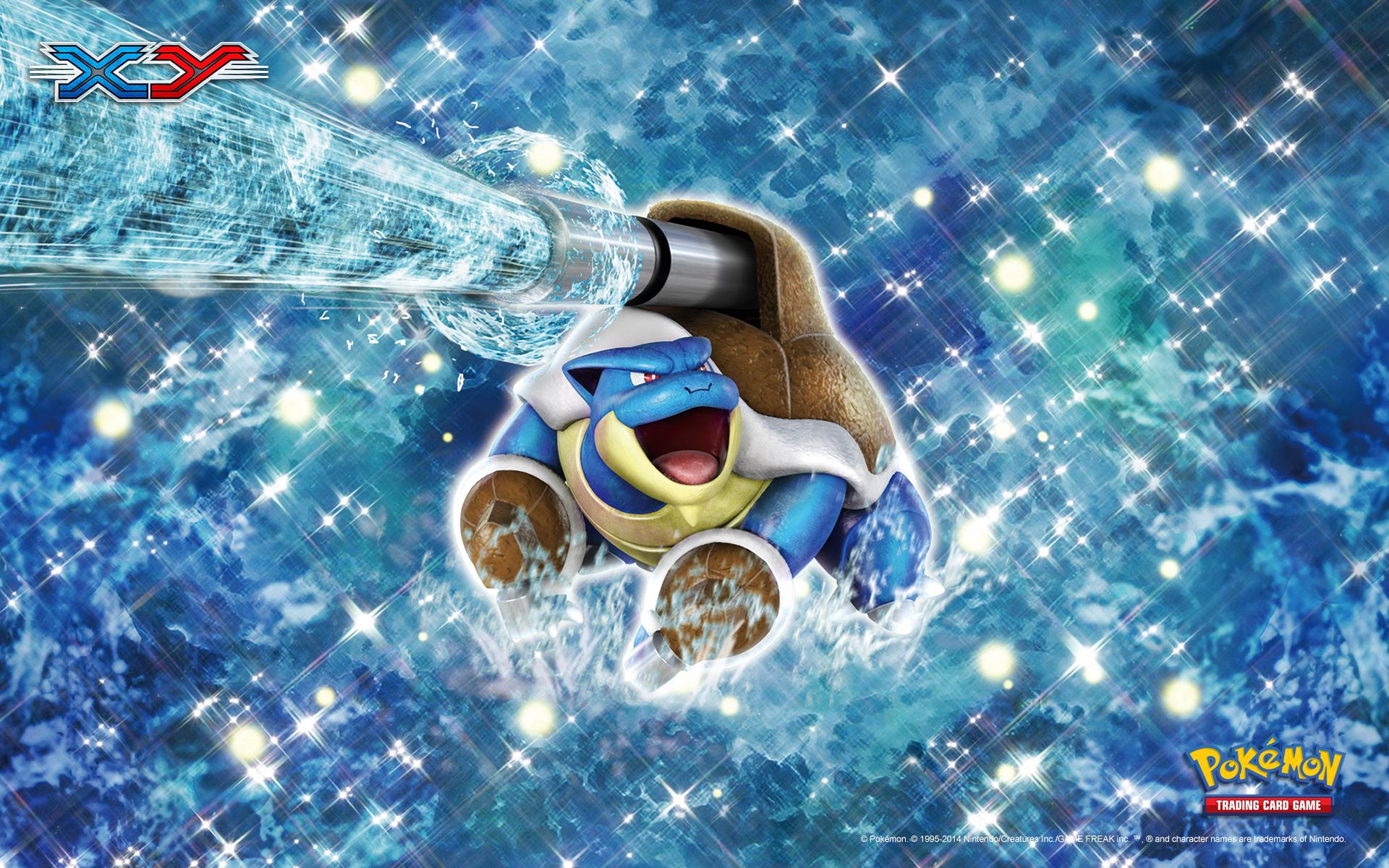 Pokemon Mega Metagross Card