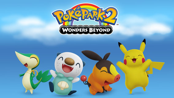 Pokepark 2 Wii