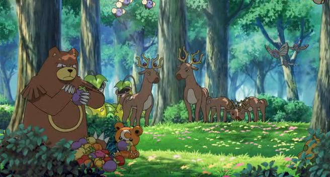 Výsledek obrázku pro pokemon les blog
