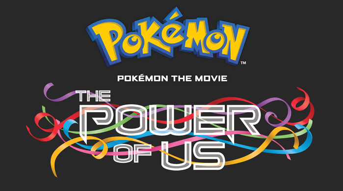 Pokémon the Movie The Power of Us Logo