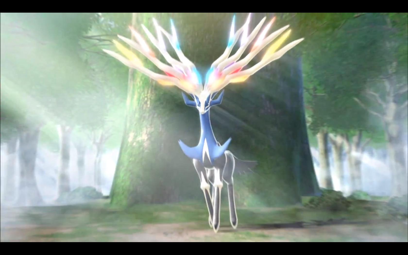 Legendäre Pokemon X