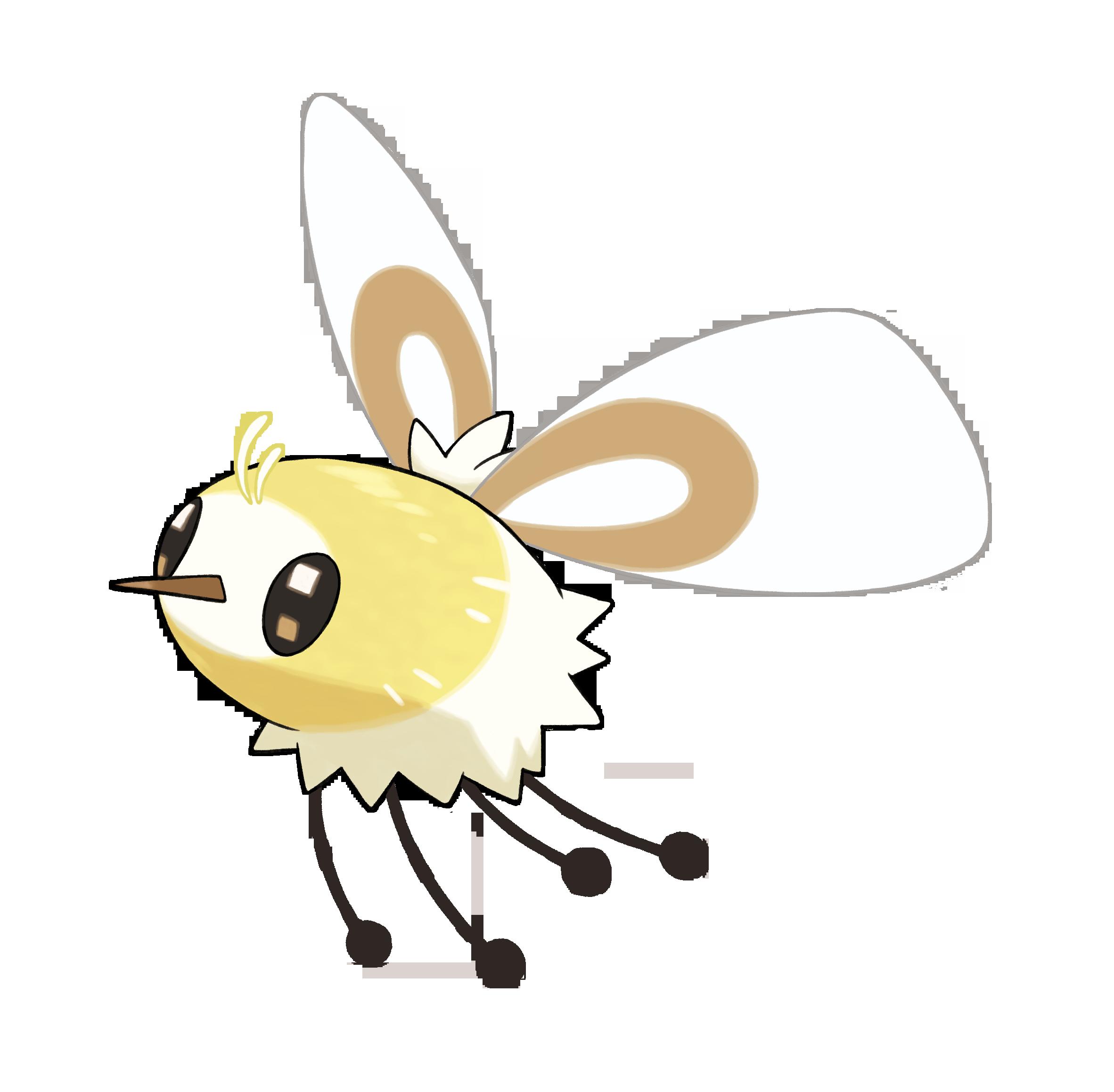 pokemon sonne knirfisch