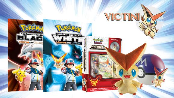 Pok Mon 20th Celebration Victini Event Pokemon Details