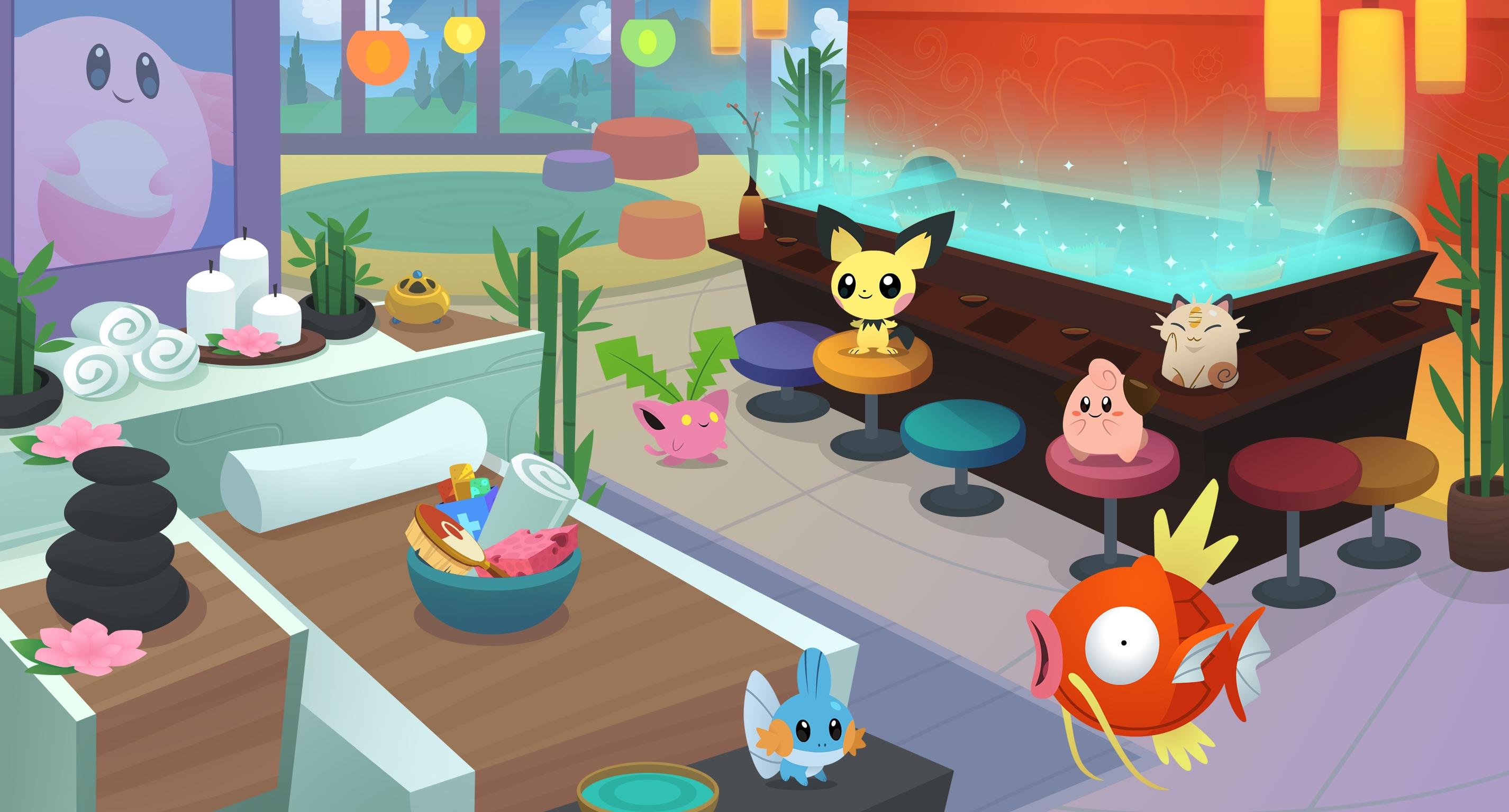New  Pokemon House Playset #35 Clefairy #50 Diglett