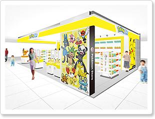 pokemon center usa locations