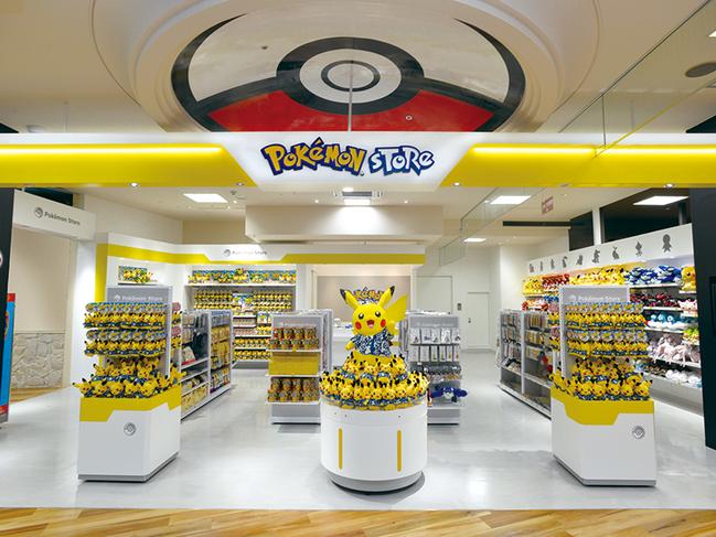 Aeon Mall Tokoname Pokemon Store