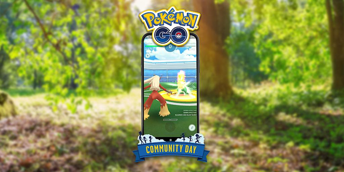 Dia Comunitário do Torchic em Pokémon GO!