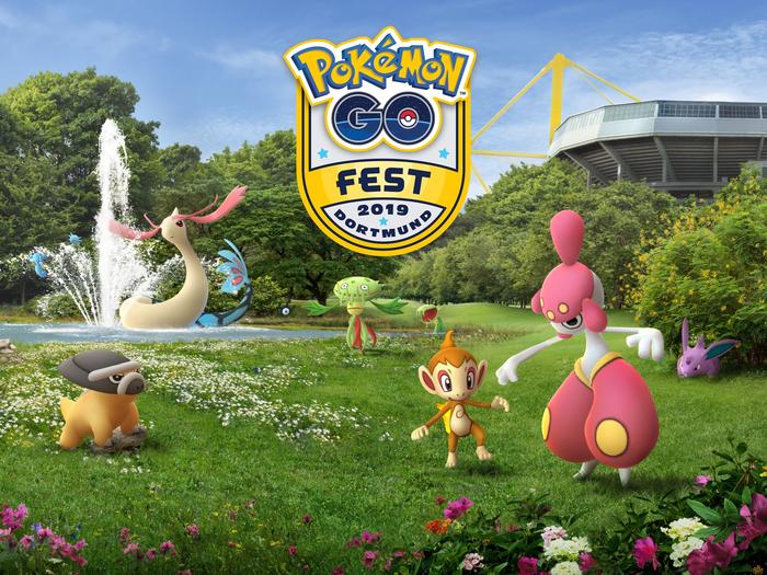 Pokémon GO - Summer Adventures Continue at Pokémon GO Fest