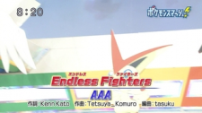 Endless Fighters
